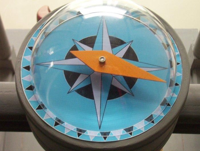 Modell Kompass