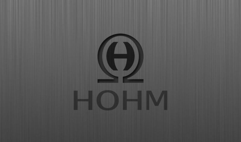 Logo - Hohm