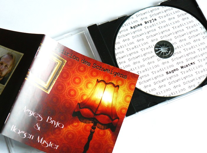 Jewelcase mit Booklet
