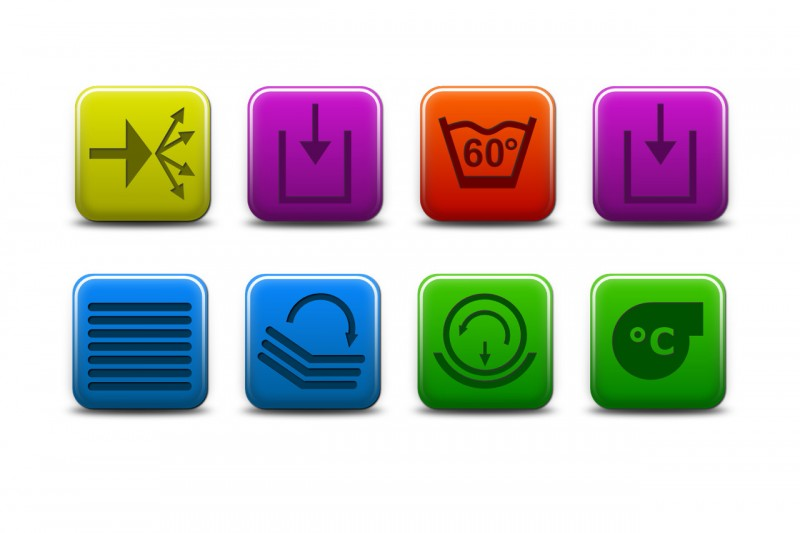 KoPA - Inkscape Wäscherei Icons