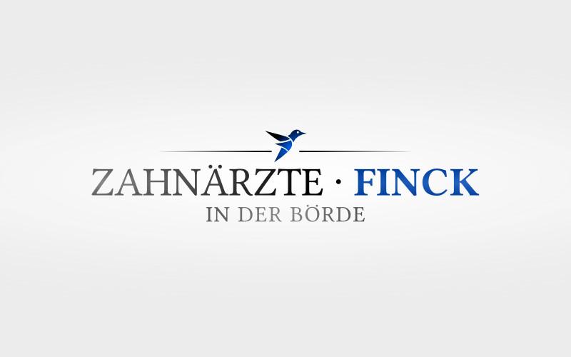 Logo - Zahnarztpraxis Finck