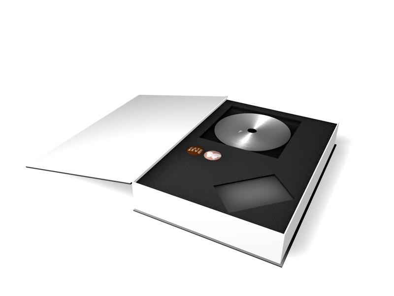 3D-Grafik - DVD-Verpackung