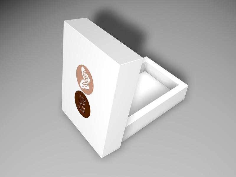 3D-Grafik - Karton