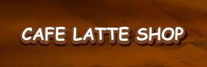 Logo - Café Latte Shop