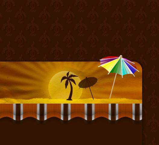 Screenshot - Café Latte Shop - Vektorgrafik Eisschirmchen