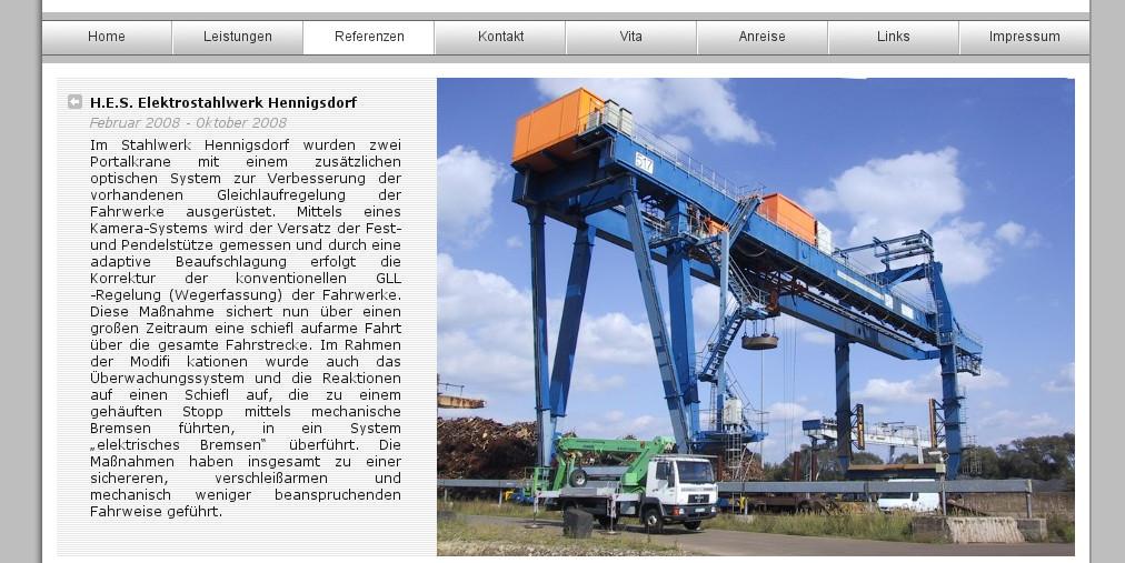 Screenshot - HOHM Automatisierung