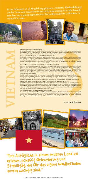 Scribus Roll-Up - Vietnam