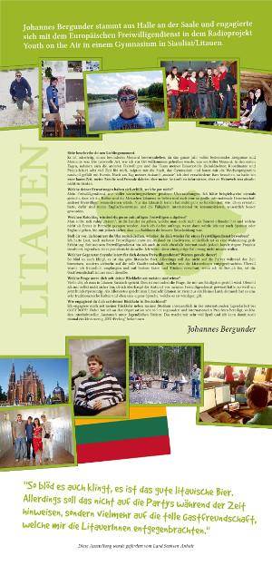 Scribus Roll-Up - Litauen