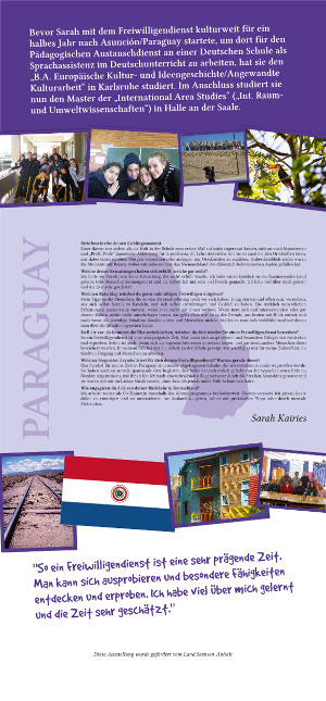 Scribus Roll-Up - Paraguay