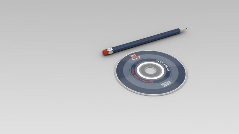 3D-Grafik Blender - Geschäftsausstattung