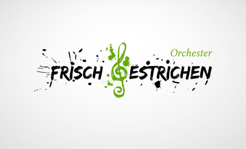 Logo - Frisch Gestrichen