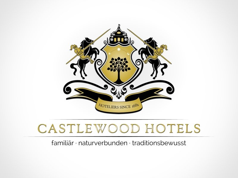 Castle Wood Hotels – Wappen Logo
