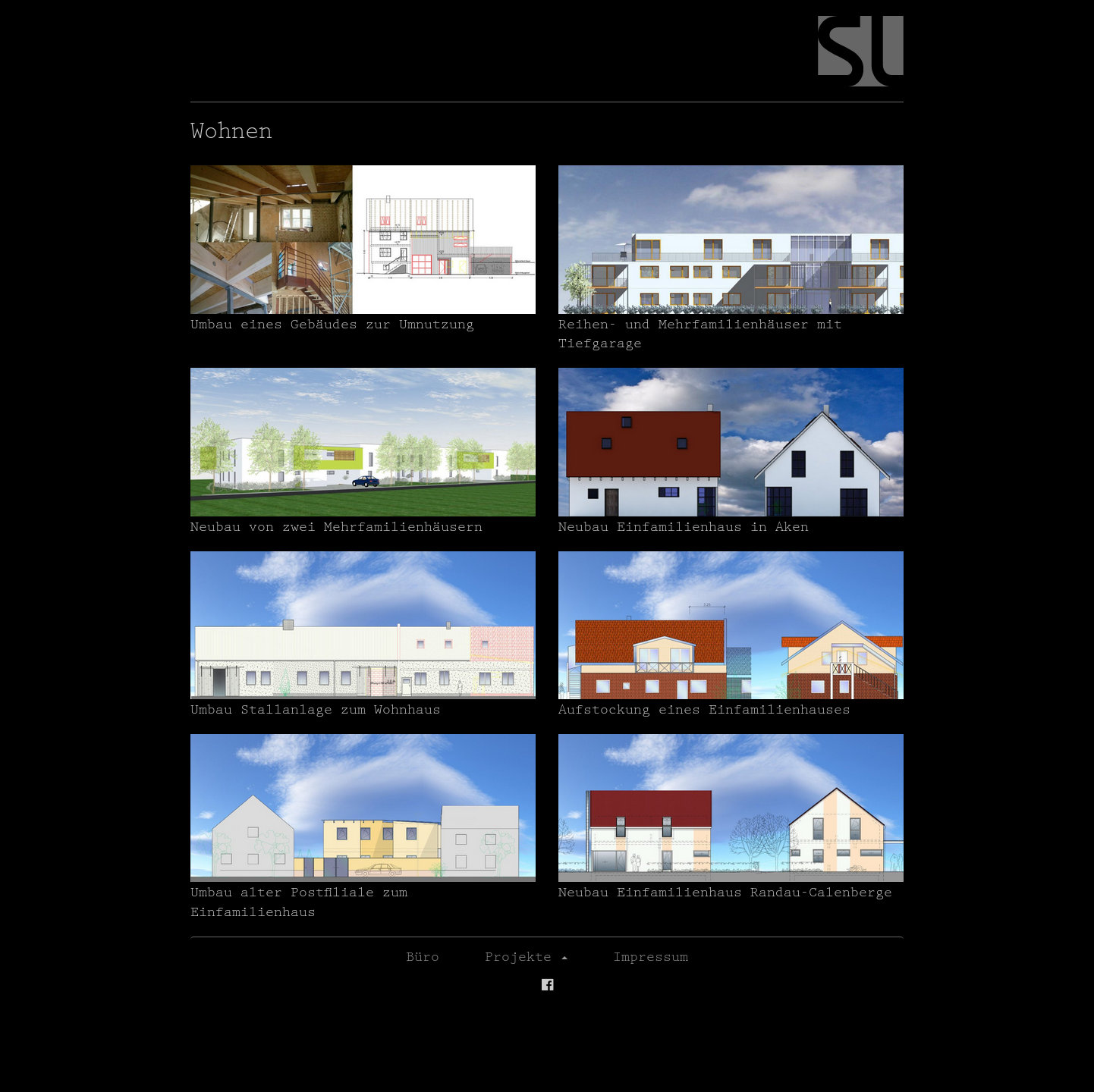Referenzseite – SL Architekten Ingenieure