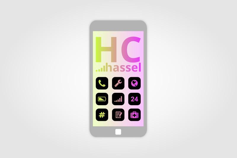 Logo Bildmarke – HandyCrew