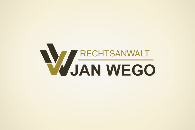 Logo Rechtsanwalt Jan Wego