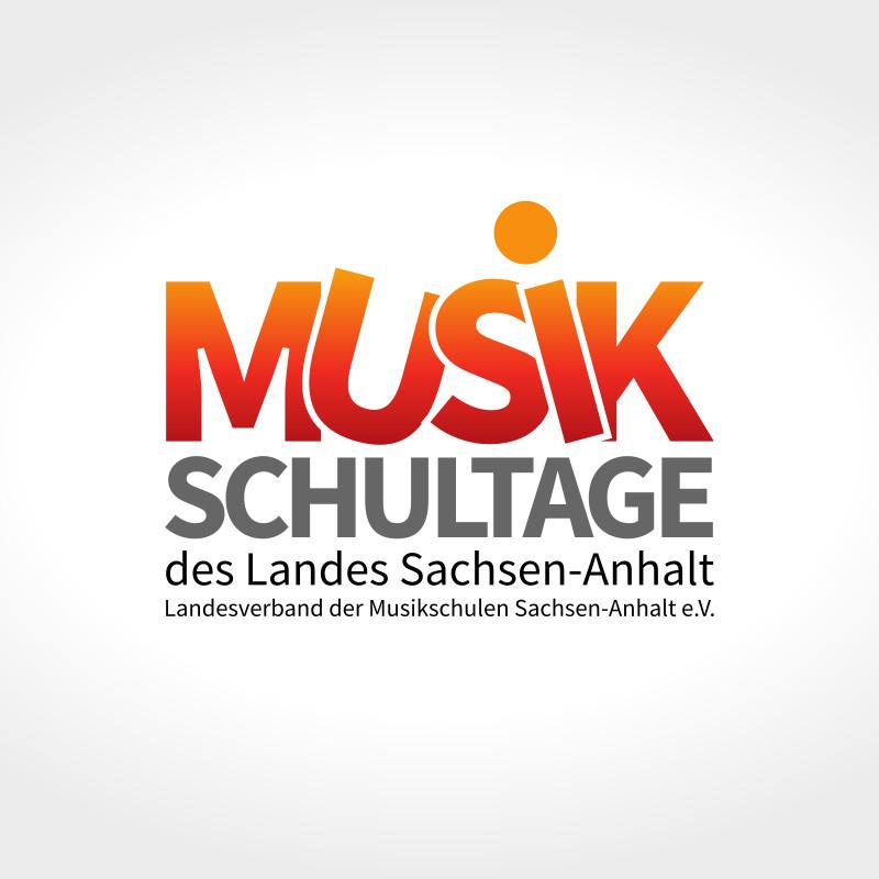 Logo der Musikschultage Sachsen Anhalt
