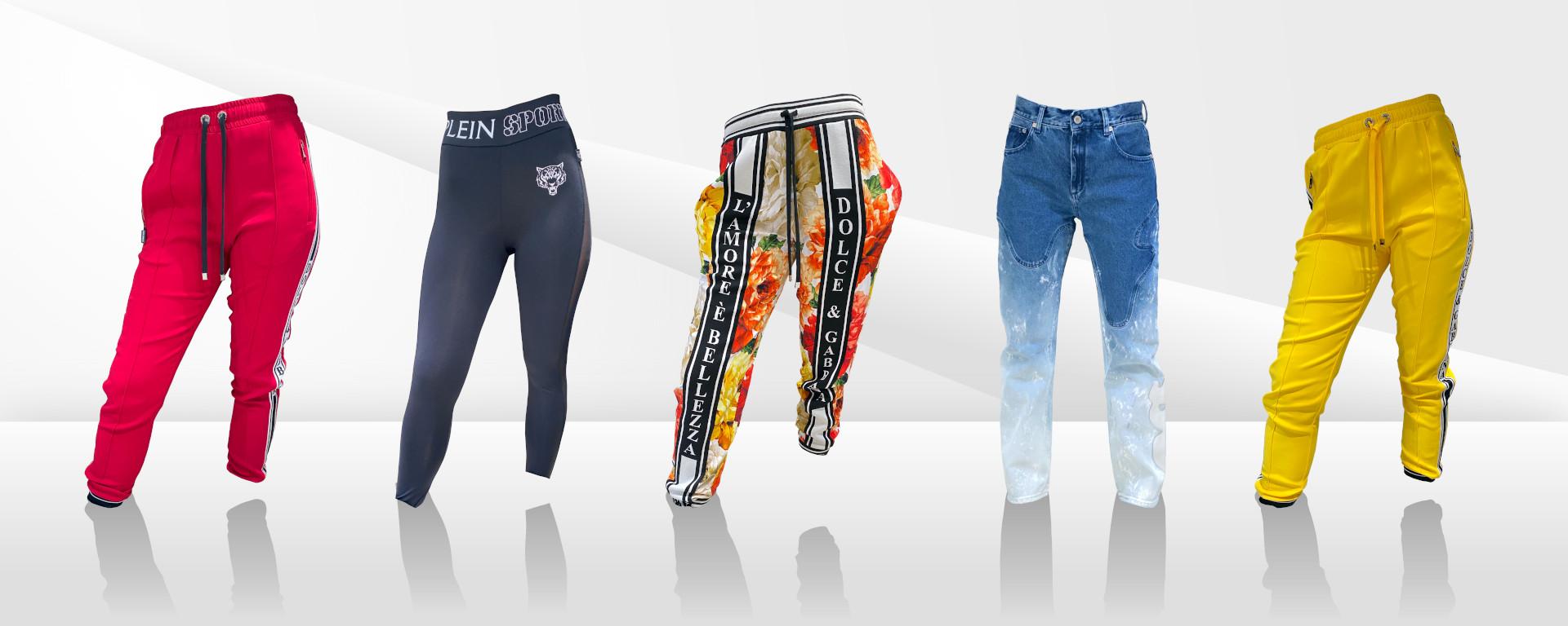 Kategoriebild Jeans & Hosen