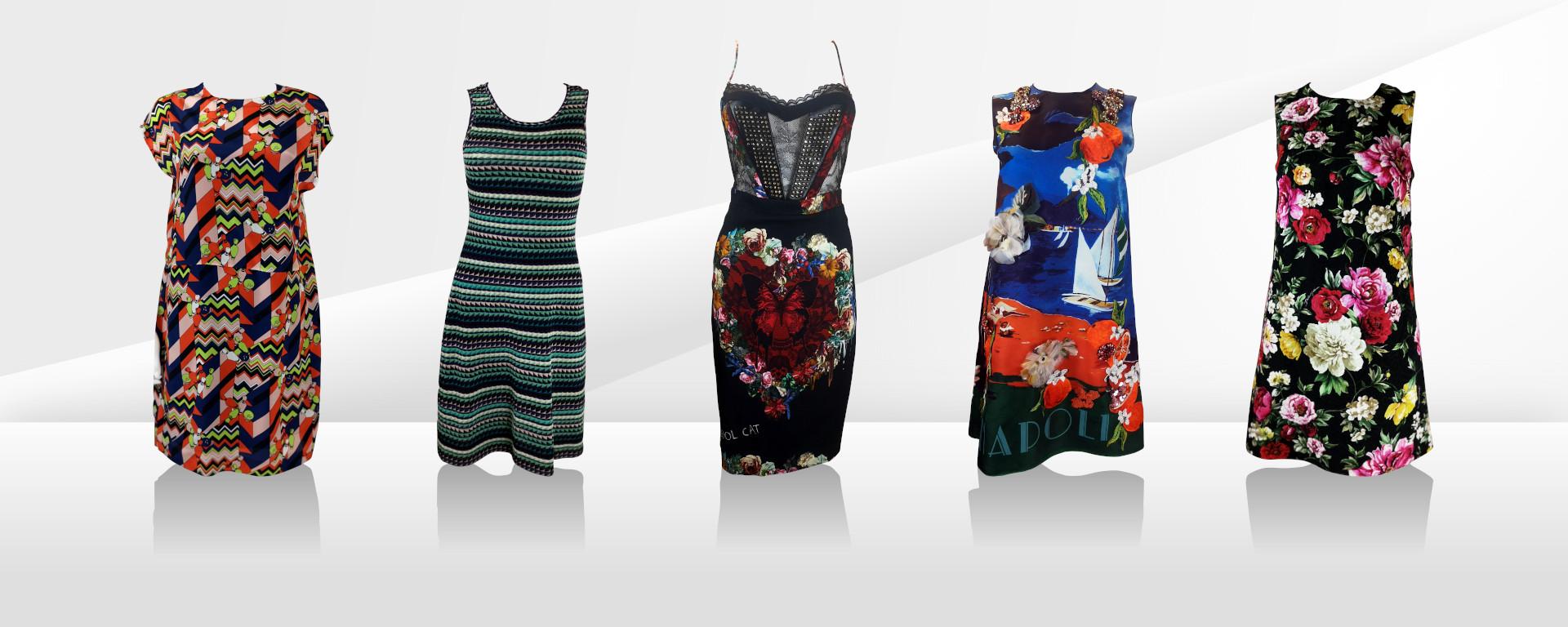 Kategoriebild Kleider & Röcke