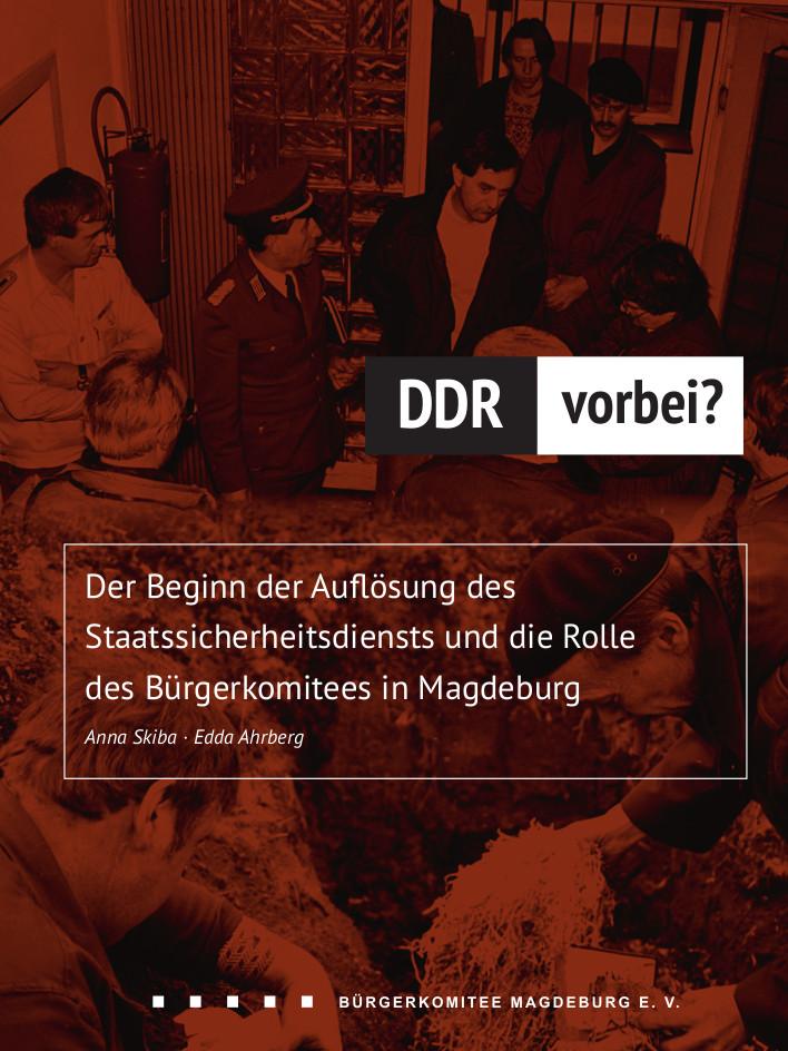 Buchcover - DDR-vorbei?